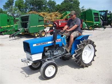 MITSUBISHI D1850 Auction Results - 3 Listings | TractorHouse