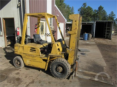 KOMATSU Forklifts Lifts Auction Results - 23 Listings
