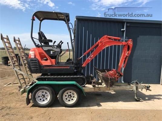 2012 Kubota KX41-3 Heavy Machinery for Sale