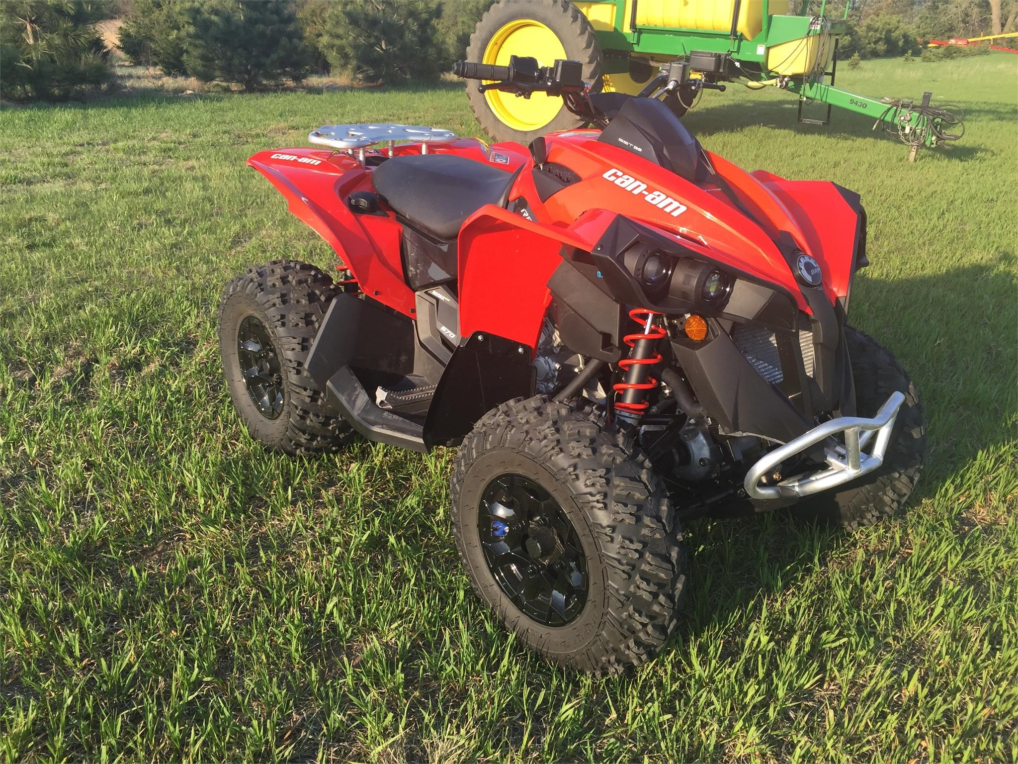 Can Am Renegade For Sale >> 2016 Can Am Renegade 570