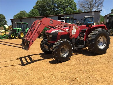 MAHINDRA Tractors Auction Results - 154 Listings