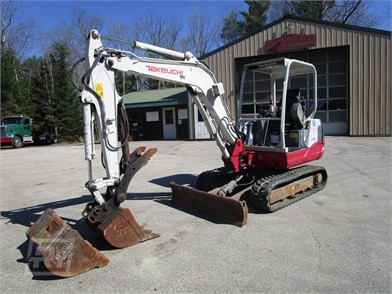 TAKEUCHI Mini (Up To 12,000 Lbs) Excavators For Rent - 60 Listings