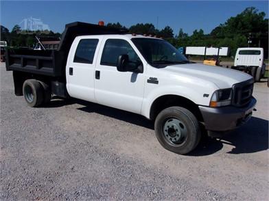 F450 Dump Truck For Sale >> Ford F450 Dump Trucks For Sale In Mississippi 1 Listings