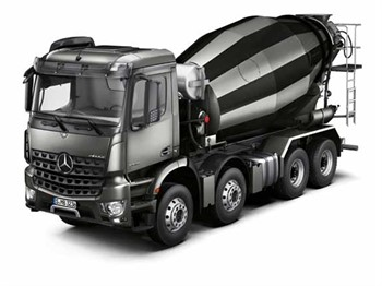 Used Concrete Mixers for sale in the United Kingdom | Truck