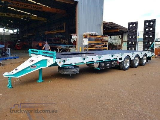 2019 FWR Elite Tri Axle Tag Trailer Trailers for Sale