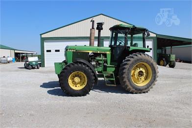 JOHN DEERE 4450 For Sale - 70 Listings | TractorHouse com