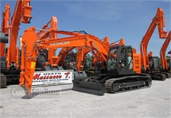 HITACHI ZX225US LC-6