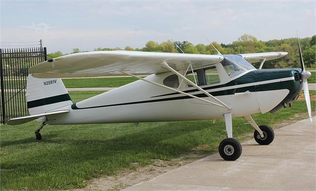 1948 CESSNA 140 For Sale In OMAHA, Nebraska