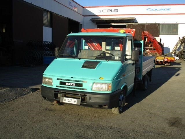 Iveco DAILY 50C13 Usagé