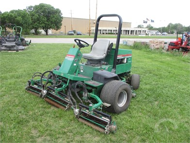 RANSOMES Riding Lawn Mowers Auction Results - 3 Listings