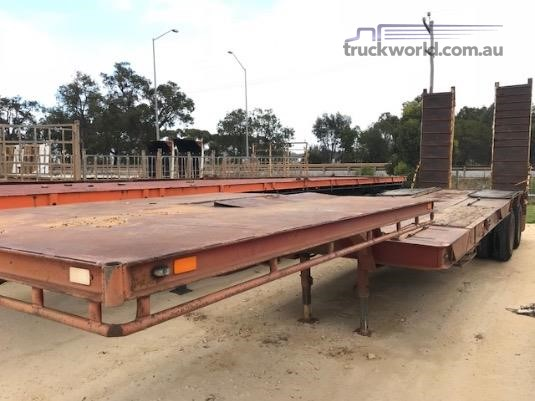 UNKNOWN Drop Deck Trailer - Trailers for Sale