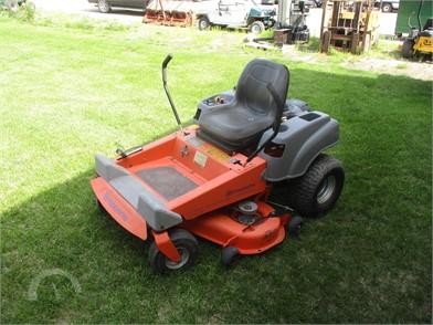 HUSQVARNA Zero Turn Lawn Mowers Auction Results - 25