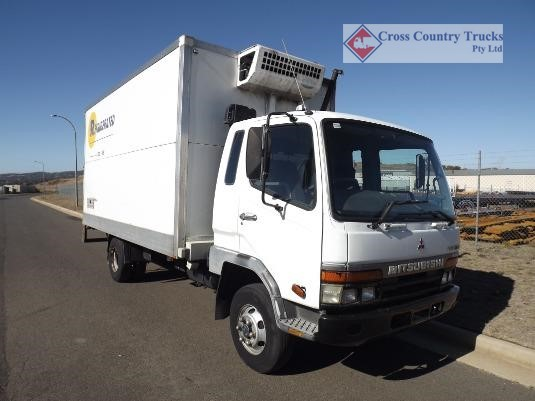 2000 Mitsubishi FK617 Cross Country Trucks Pty Ltd - Trucks for Sale