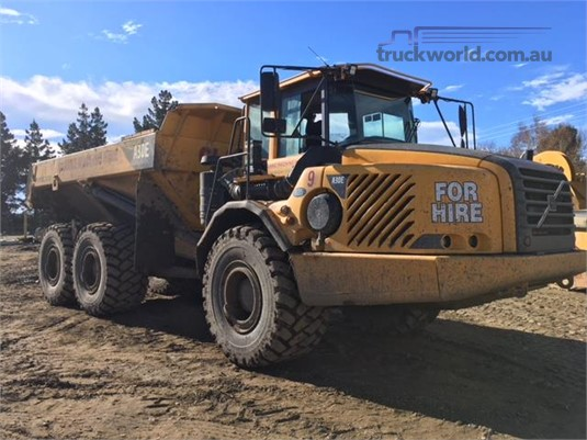 0 Volvo A30D - Heavy Machinery for Sale