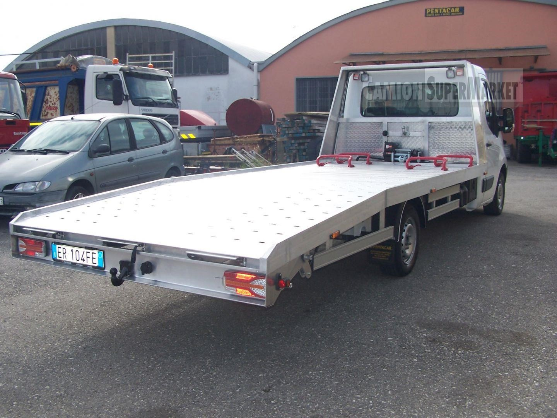 Renault MASTER 135 Usato 2015 Toscana
