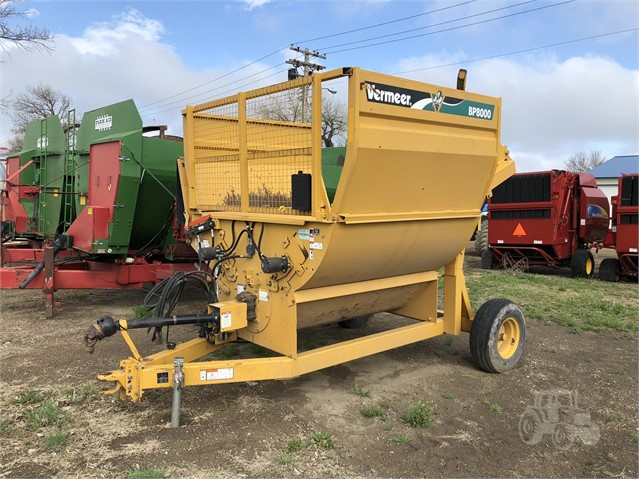 VERMEER BP8000 For Sale In Eureka, South Dakota | www