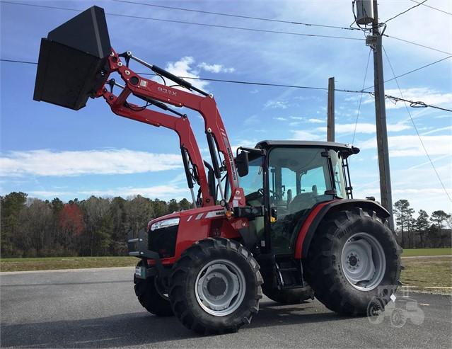 2019 MASSEY-FERGUSON 4710 For Sale In Hartfield, Virginia