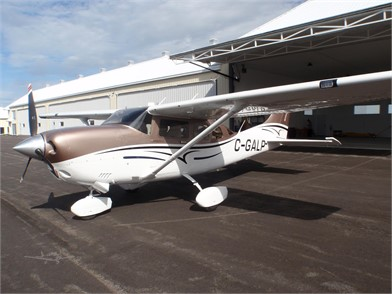 Cessna 175 With 0360