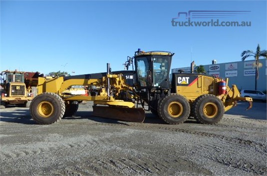 ... 2007 Caterpillar 14M - Truckworld.com.au - Heavy Machinery for Sale ...