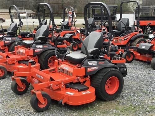 Kubota Lawn Tractor >> New Kubota Lawn Mowers For Sale By Rhinehart Equipment 12 Listings