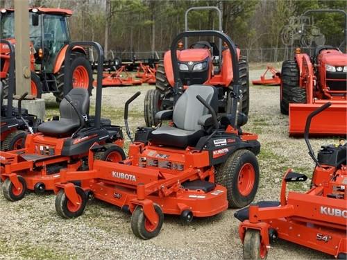 New Kubota Lawn Mowers For Sale By Rhinehart Equipment - 12