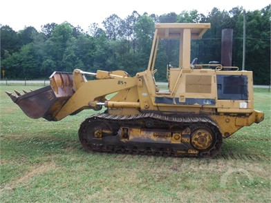 CATERPILLAR Construction Equipment Online Auction Results - 2207