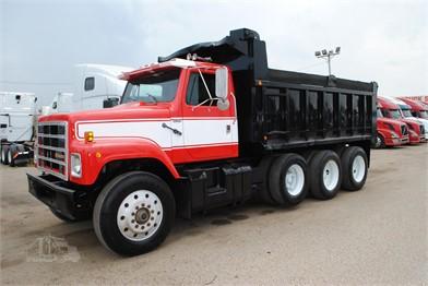 INTERNATIONAL 2575 Dump Trucks For Sale - 4 Listings