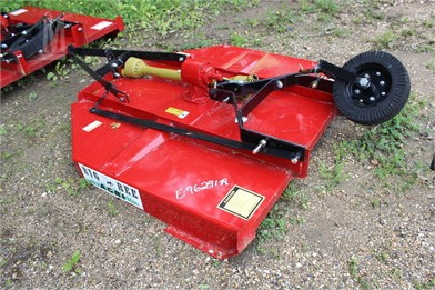 Powerline 5' Taper Back Rotary Cutter Other Auction Results - 2