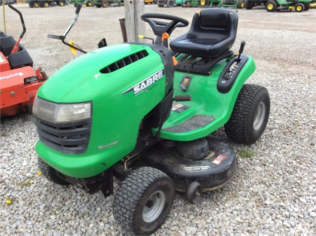 John Deere Sabre >> 2002 John Deere Sabre 1642hs For Sale In Georgetown Ohio