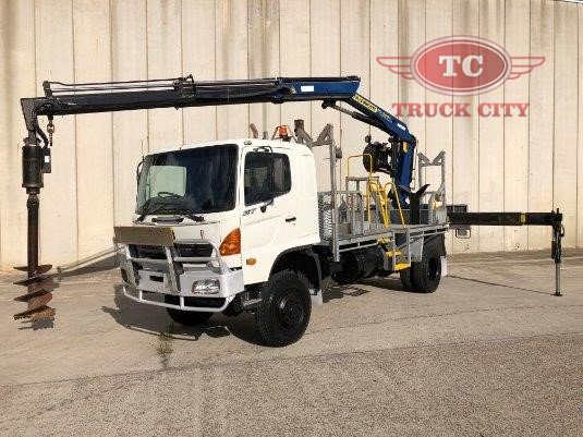 2006 Hino GT 1322 4x4 Truck City - Trucks for Sale