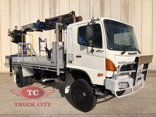 2006 Hino GT 1322 4x4 Truck City - Trucks for Sale
