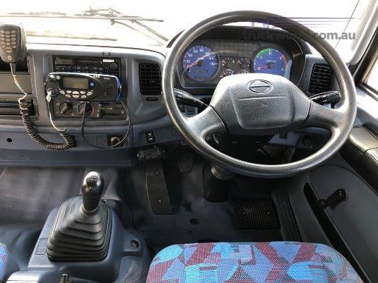 2006 Hino GT 1322 4x4 - Truckworld.com.au - Trucks for Sale