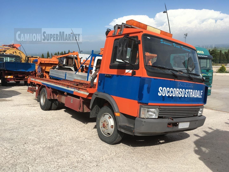 Iveco 6510 Usato 1984 Puglia