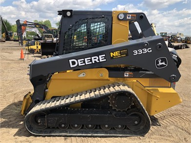 DEERE 333G Auction Results - 29 Listings   MachineryTrader com