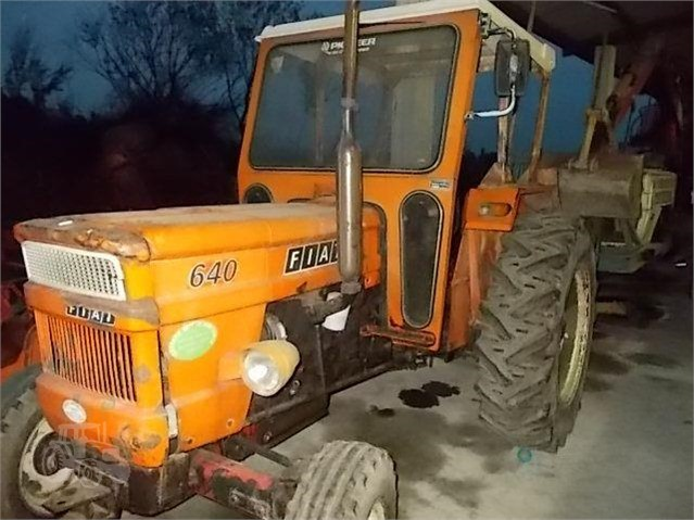 Fabelhaft 1978 FIAT 640 For Sale In Ghislarengo, VC Italy | TractorHouse.com #JY_73
