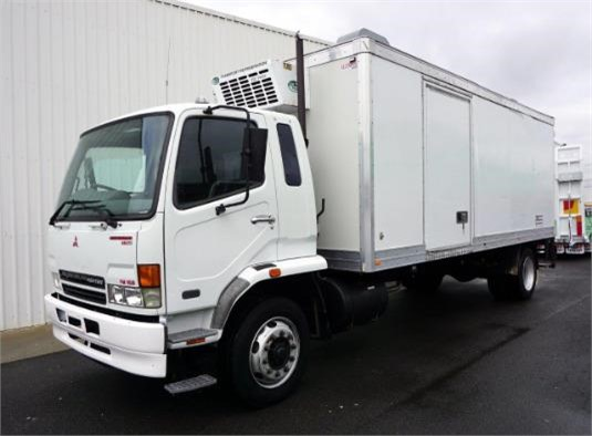 2004 Mitsubishi Fighter FM600 - Trucks for Sale