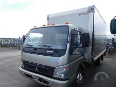 MITSUBISHI FUSO Van Trucks / Box Trucks Auction Results - 11