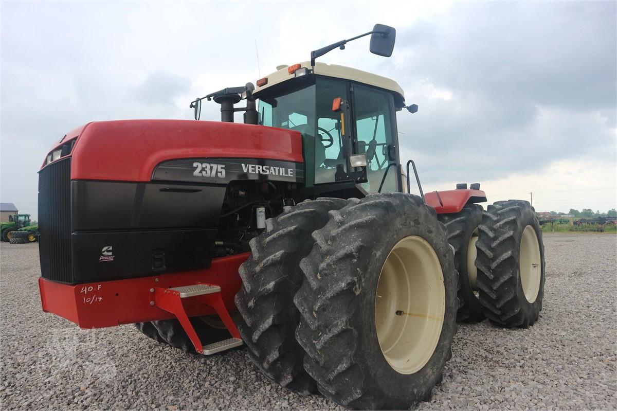 2009 VERSATILE 2375 For Sale In Sikeston, Missouri | www ...