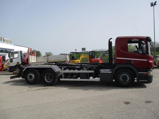 Scania P380 Usato 2008 Toscana