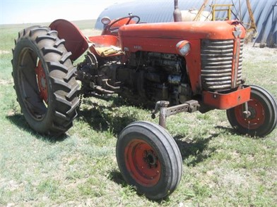 MASSEY-FERGUSON Tractors Auction Results In Colorado - 33