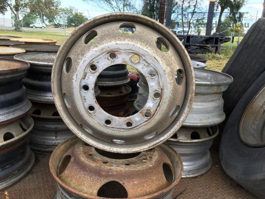 0 Accessories & Trailer Parts Steel Rims Coast to Coast Sales & Hire - Parts & Accessories for Sale