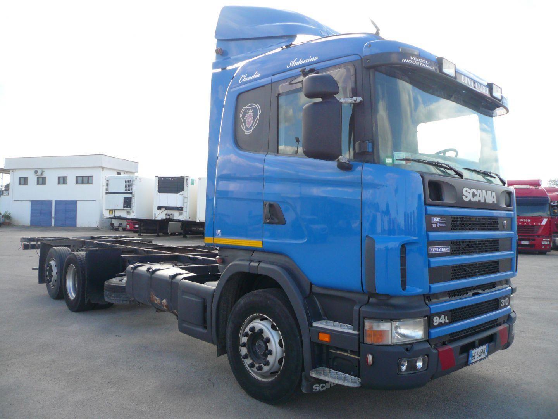 Scania P310 Usato