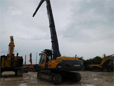 VOLVO Crawler Excavators For Sale In Florida - 25 Listings