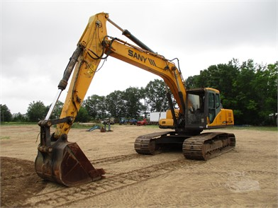 SANY SY235 Auction Results - 11 Listings | MachineryTrader com