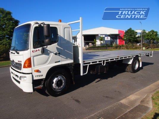 2011 Hino 500 Series 1728 GH Murwillumbah Truck Centre - Trucks for Sale