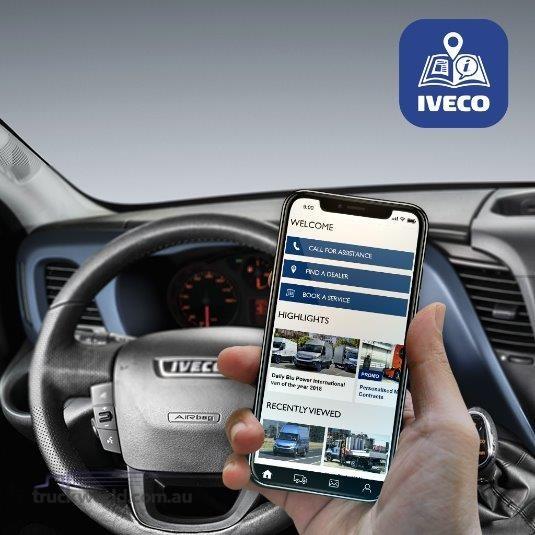 96bc7a25ed Meet the MyIVECO app News