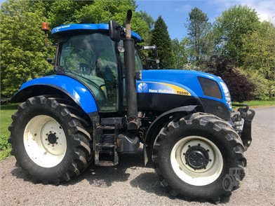 NEW HOLLAND T6080 For Sale By Pat Timmins Tractors - 1 Listings