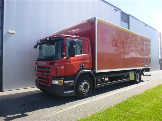 2012 SCANIA P280 For Sale In Marknesse, Flevoland The Netherlands