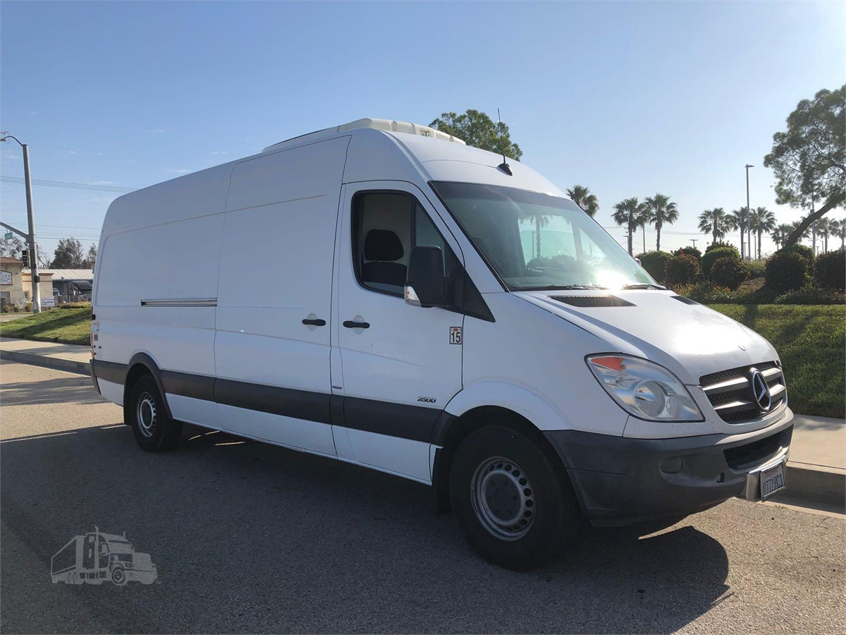 d27952123bf3bf 2012 MERCEDES-BENZ SPRINTER 2500 For Sale In Fontana