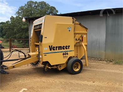 VERMEER Round Balers Online Auction Results - 235 Listings